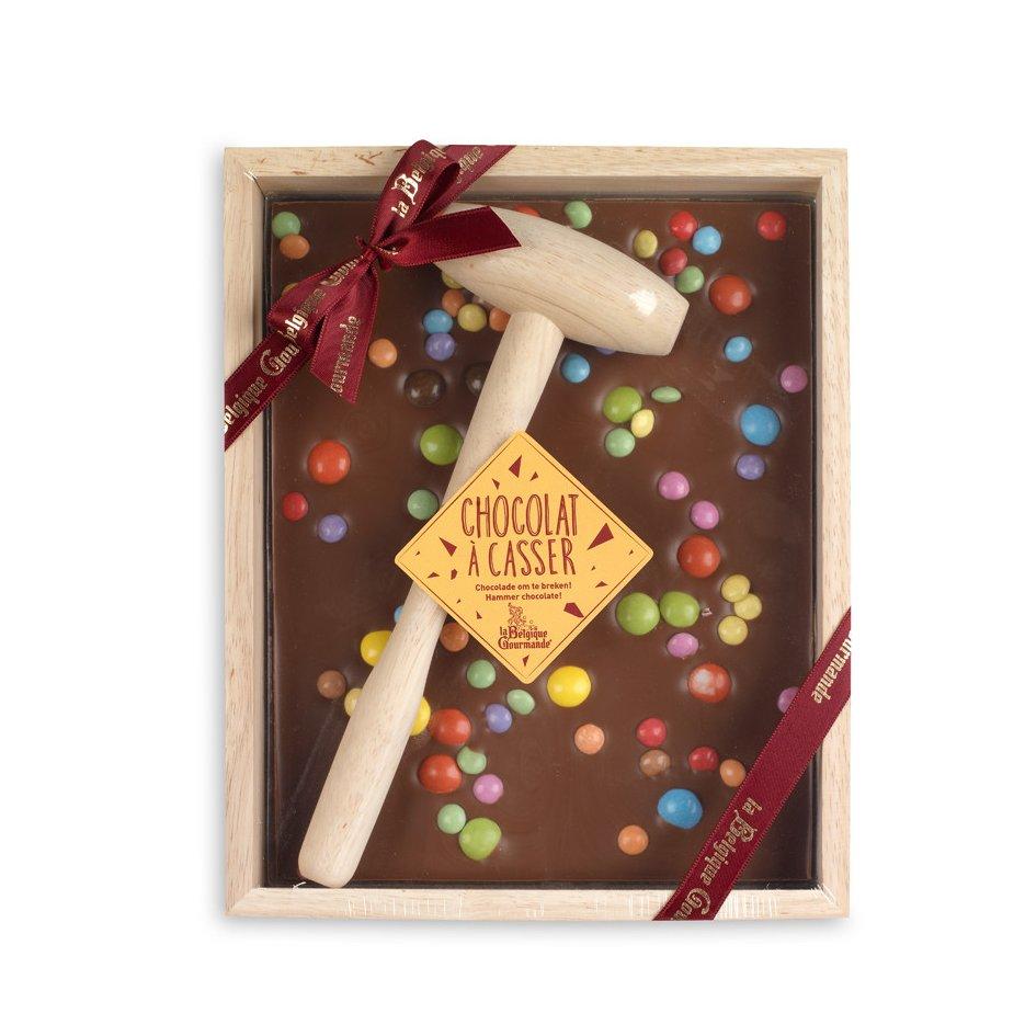 Chocolat à Casser - Lait Surprise Party