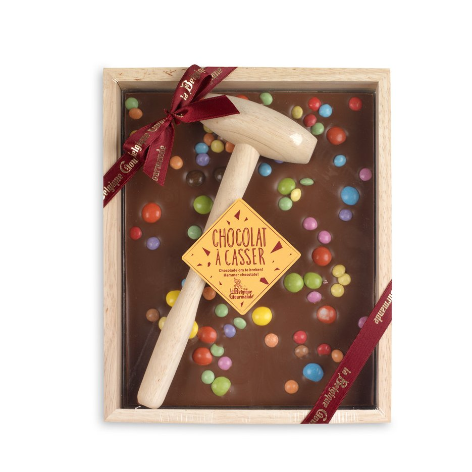 Chocolate to Break - Milk Surprise Party