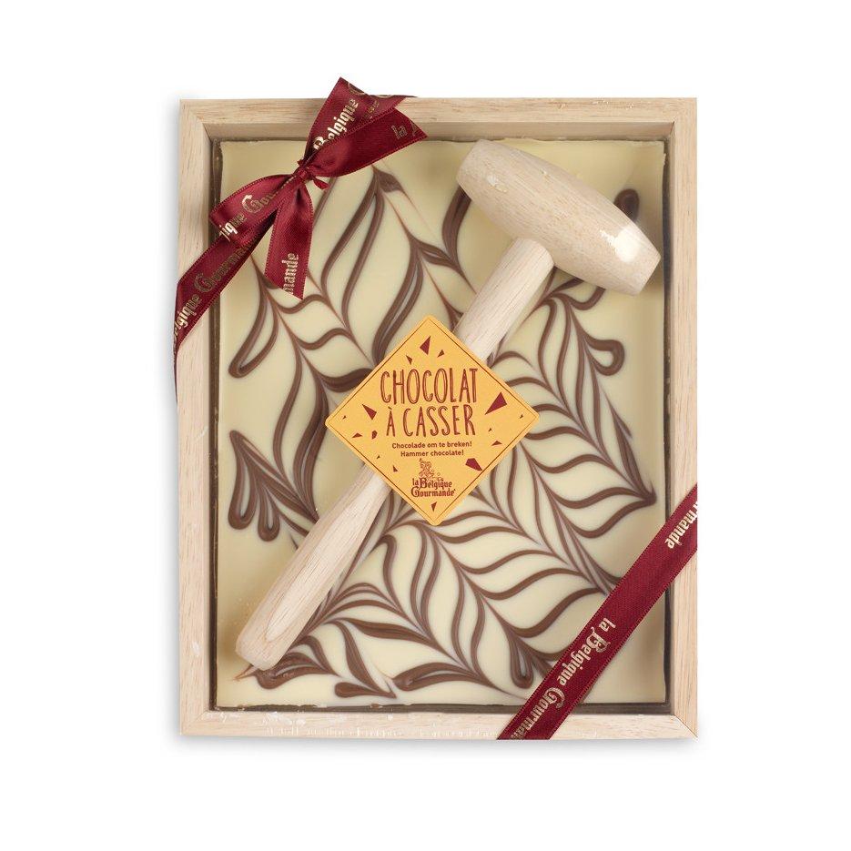 Chocolat à Casser - Marbré