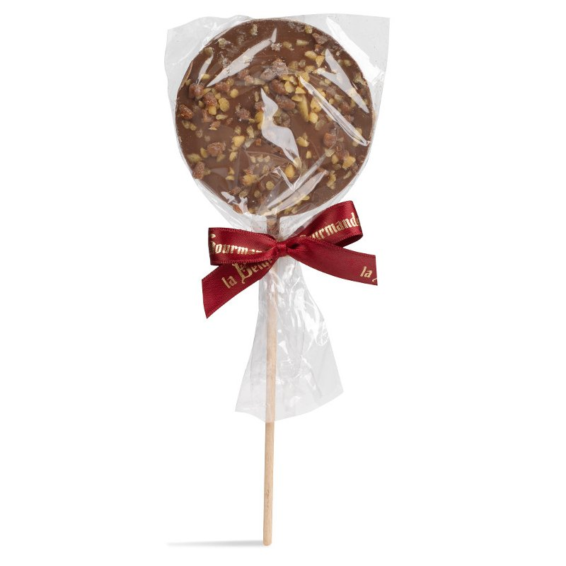 Lolly Melkchocolade & Karamel