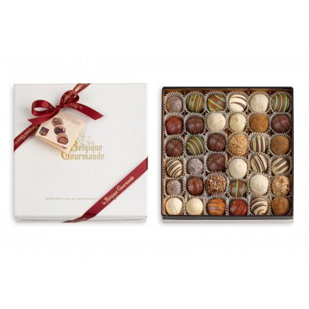 Boîte Prestige de Truffes au Chocolat