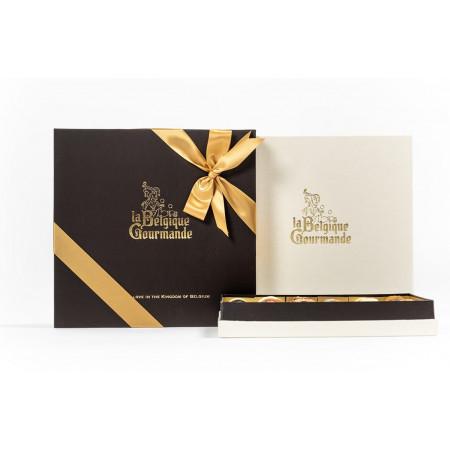 Prestige Doos met Chocolade Truffels